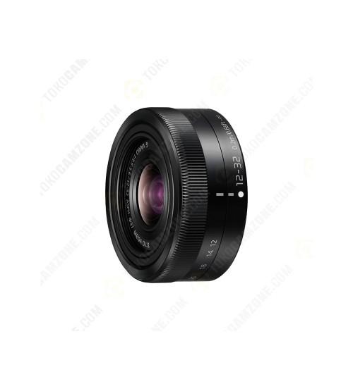 Panasonic Lumix G VARIO 12-32mm f/3.5-5.6 ASPH MEGA O.I.S (H-FS12032E)
