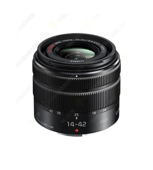 Panasonic Lumix G Vario 14-42mm f/3.5-5.6 II ASPH MEGA O.I.S. (H-FS1442A)
