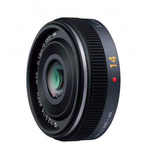Panasonic Lumix G 14mm f/2.5 ASPH (H-H014)