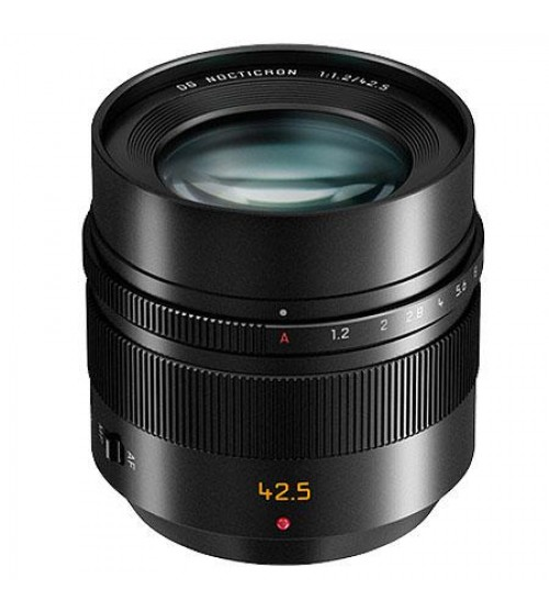 Panasonic Lumix G Leica DG NOCTICRON 42.5MM f/1.2 ASPH POWER O.I.S (H-NS043E)