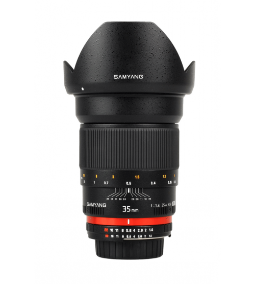 Samyang For Canon 35mm F/1.4 AS UMC