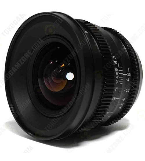 SLR Magic for Sony MicroPrime Cine 15mm T3.5