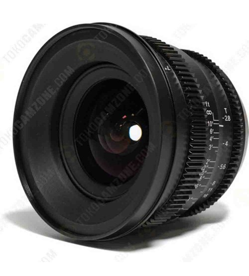 SLR Magic For Micro Four Thirds MicroPrime Cine 18mm T2.8