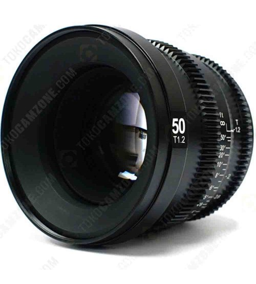 SLR Magic for Sony MicroPrime Cine 50mm T1.2