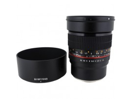 Samyang For Sony E 85mm f/1.4 Aspherical IF Lens