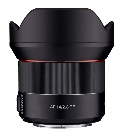 Samyang For Canon AF 14mm f/2.8 EF