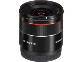 Samyang For Sony E AF 18mm f/2.8 FE