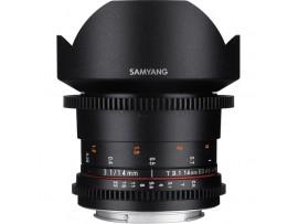 Samyang For Canon 14mm T3.1 VDSLR II