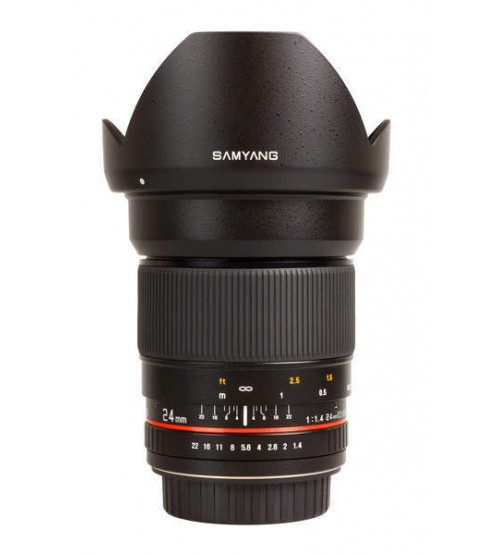 Samyang for Nikon 24mm f/1.4 ED AS UMC (AE)