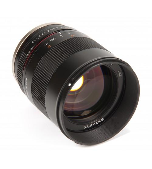 Samyang for Sony E 85mm f/1.8 ED UMC CS