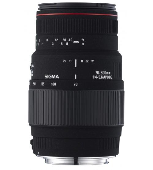 Sigma For Sony APO 70-300mm F/4-5.6 DG Macro