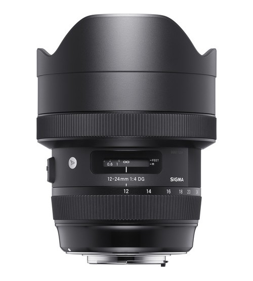 Sigma for Nikon 12-24mm f/4 DG HSM Art