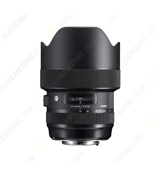 Sigma for Sigma SA  14-24mm f/2.8 DG HSM Art Lens
