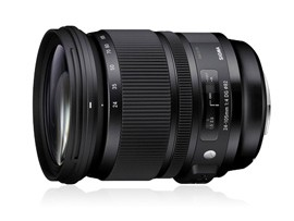 Sigma For Canon 24-105mm f/4 DG (OS)* HSM | Art