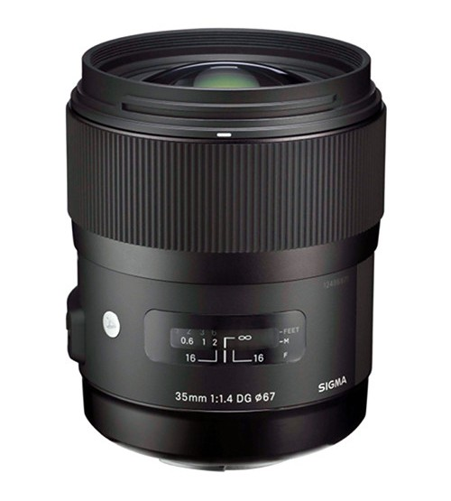 Sigma For Sony A Mount 35mm f/1.4 DG HSM Art