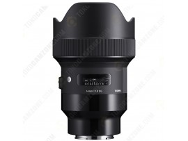 Sigma For Sony 14mm f/1.8 DG HSM Art Lens