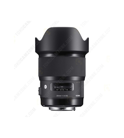 Sigma for Canon 20mm f/1.4 DG HSM Art