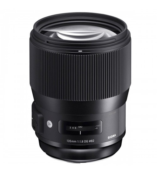 Sigma For Sony E 135mm f/1.8 DG HSM Art