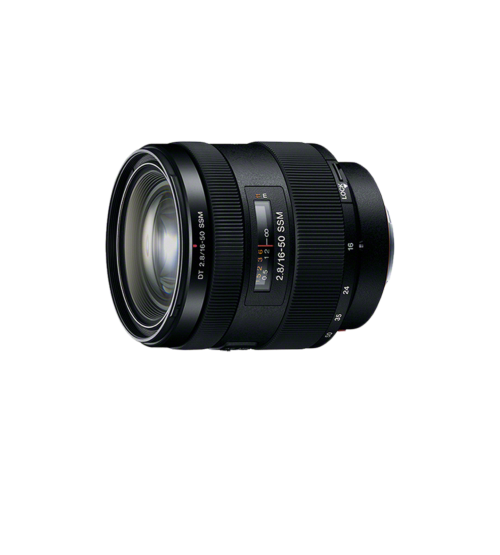 Sony DT Lens 16-50mm f2.8 SSM A-Mount White Box