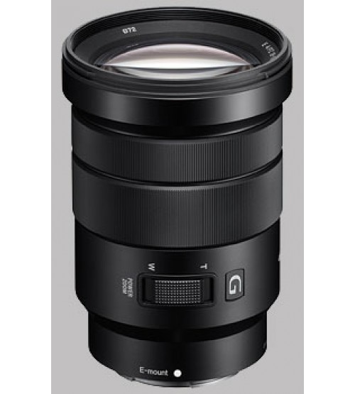 Sony 18-105mm f/4G PZ OSS E-mount Lens