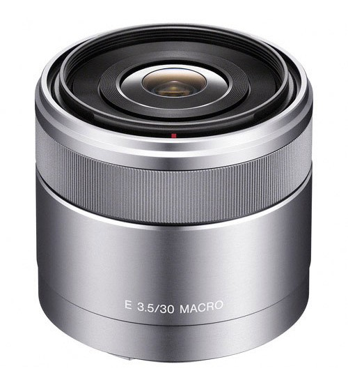 Sony 30mm f/3.5 Macro E-mount Lens