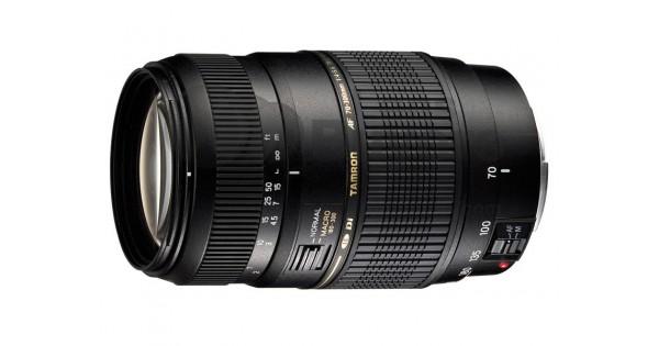 Tamron For Nikon AF 70 300mm F 4 56 Di LD Tele Macro 12
