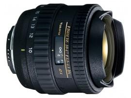 Tokina For Nikon AF 10-17mm f/3.5-4.5 AT DX Lens Fisheye
