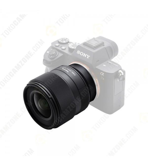 Tokina FiRIN 20mm f/2 FE AF Lens for Sony E