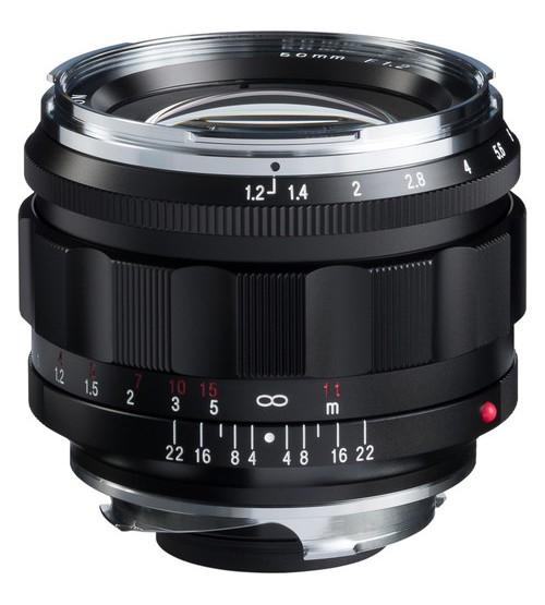 Voigtlander Nokton for Sony E 50mm f/1.2 Aspherical Lens