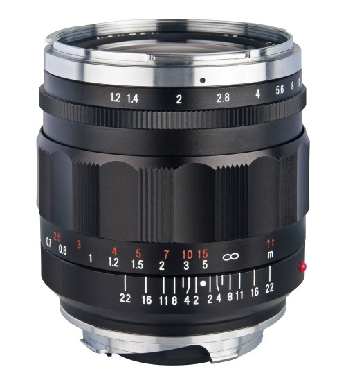 Voigtlander For Leica M Nokton Aspherical II 35mm f/1.2 Lens