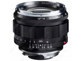 Voigtlander For Leica M Nokton 50mm f/1.2 Aspherical Lens