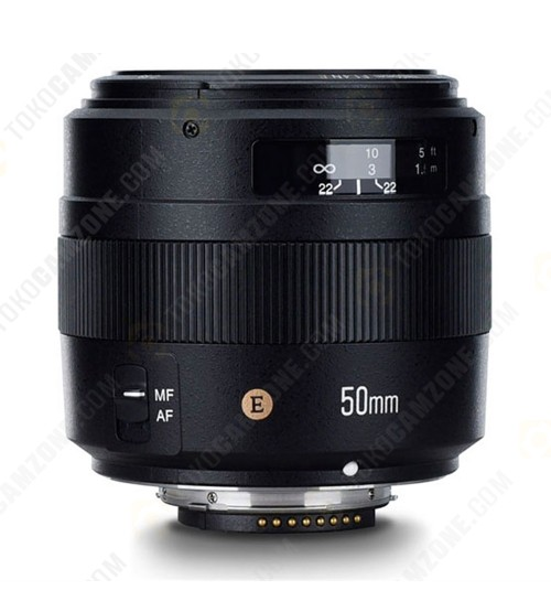 Yongnuo 50mm f/1.4N E Lens for Nikon