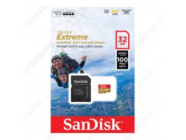 Sandisk 32gb Extreme MicroSD Micro SDHC GoPro Action Cam Drone Memory Card