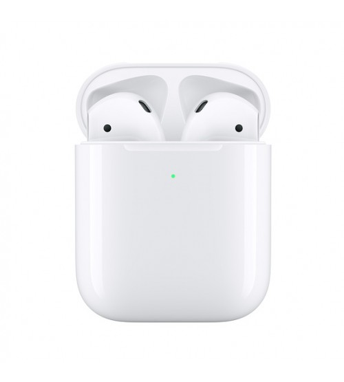 Apple AirPods 2 / AIr Pods with Wireless Charging Case MRXJ2