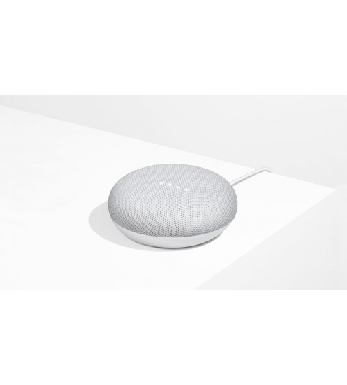 Google Nest Mini Small and Mighty