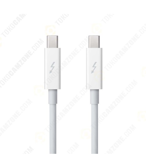 Apple Thunderbolt Cable (0.5m) - White