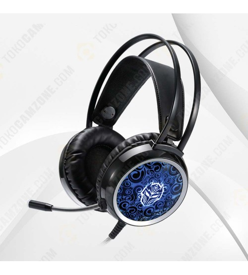 Rexus F-19 Gaming Headset MIC With LED
