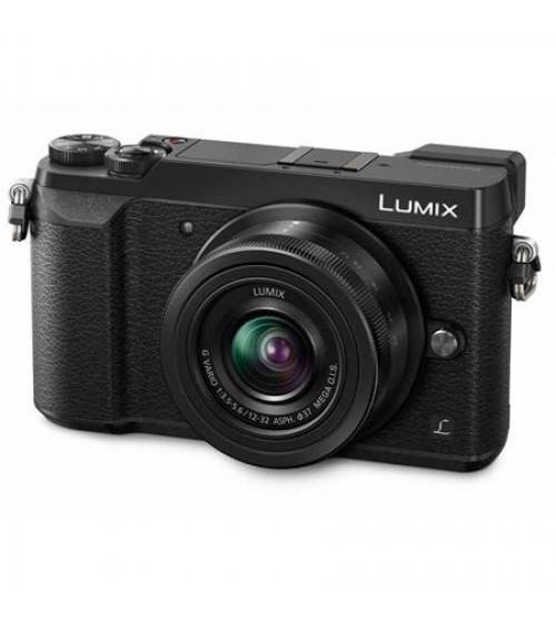 Panasonic Lumix DMC-GX85K Kit 12-32mm Lens (Promo Cashback Rp 1.000.000 s/d 30 November 2020)