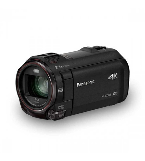 Panasonic HC-VX985GC-K 4K Full HD Camcorder
