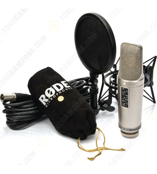Rode NT2-A Multi-Pattern Dual 1 & Condenser Microphone