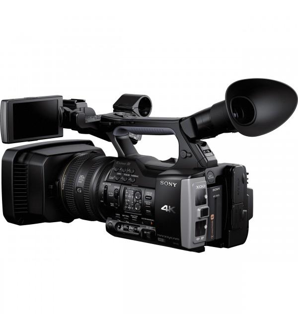 4k Video Camera >> Sony Professional Fdr Ax1 Digital 4k Video Camera Recorder