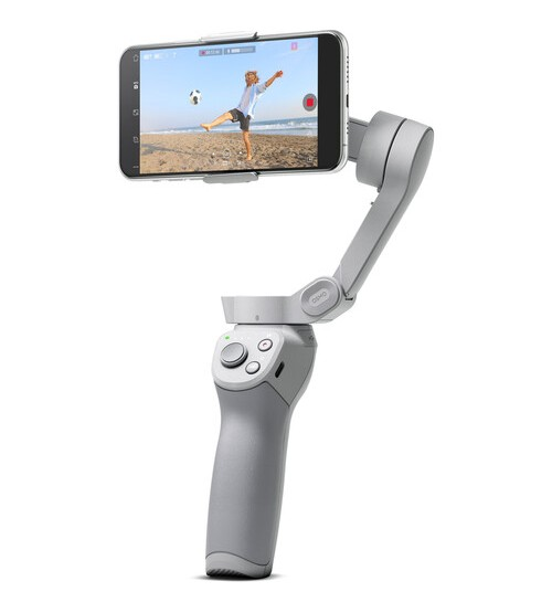 DJI Osmo Mobile 4 Gimbal Stabilizer for Smartphones