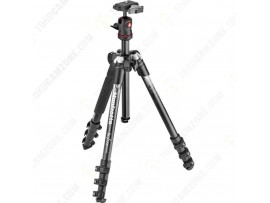 Manfrotto BeFree Color Aluminum Travel Tripod MKBFRA4GY-BH