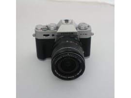 Used..!! Fujifilm X-T10 kit 18-55mm (Kode:136)