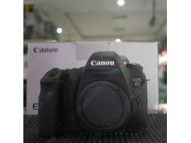 Used..!! Canon EOS 6D Body Only (Kode : 573)