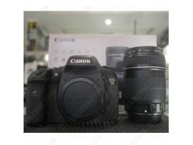 Used..!! Canon EOS 7D Kit 18-135 (Kode : 144)