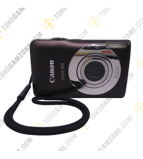 Used..!! Canon IXUS 105 (Kode: PC1469)