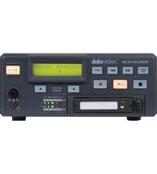 Datavideo HDR-60 HDD Recorder with 1x320GB HDD