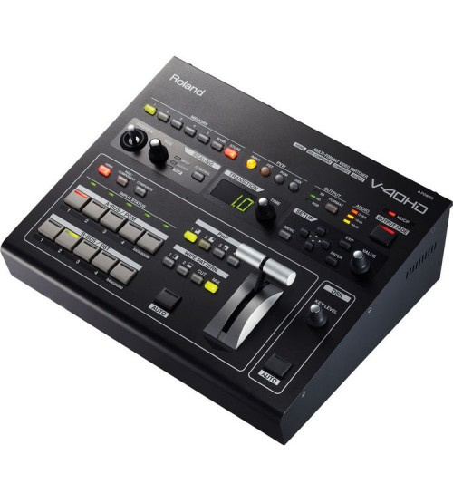 Roland Video Mixer V-40HD Multi-Format
