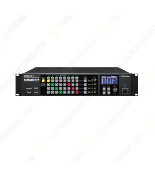 Roland XS-84H 8x4 Multi-Format AV Matrix Switcher